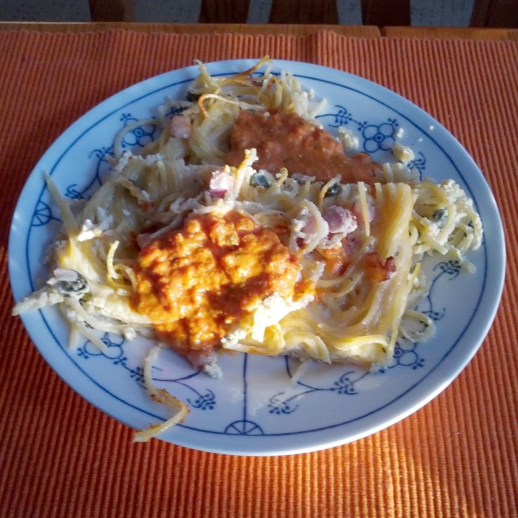 Blechspaghetti