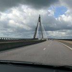 Die Öresundbrücke